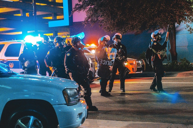 American Experiment: Police State?
